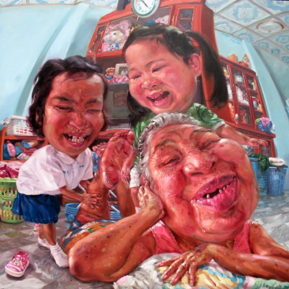 Massage for Grandma
